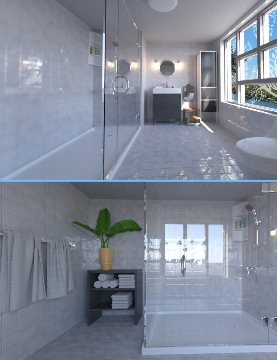 DL Modern Bathroom