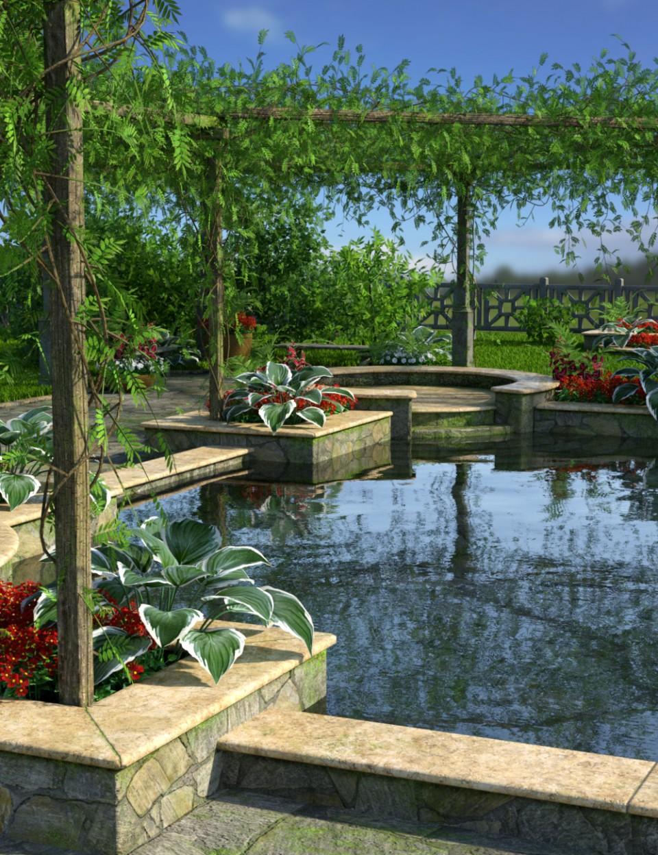 Romantic Pool
