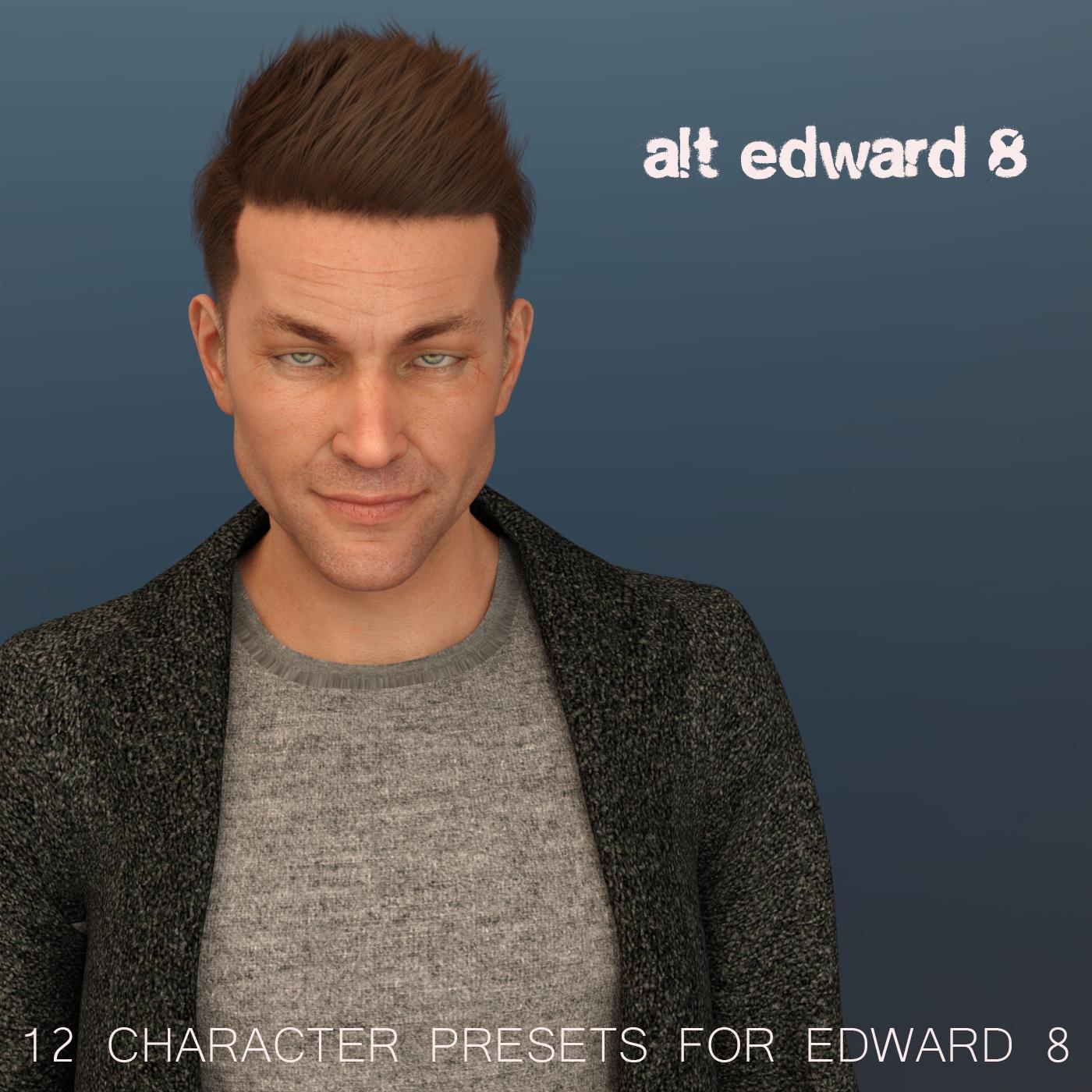 Alt Edward 8
