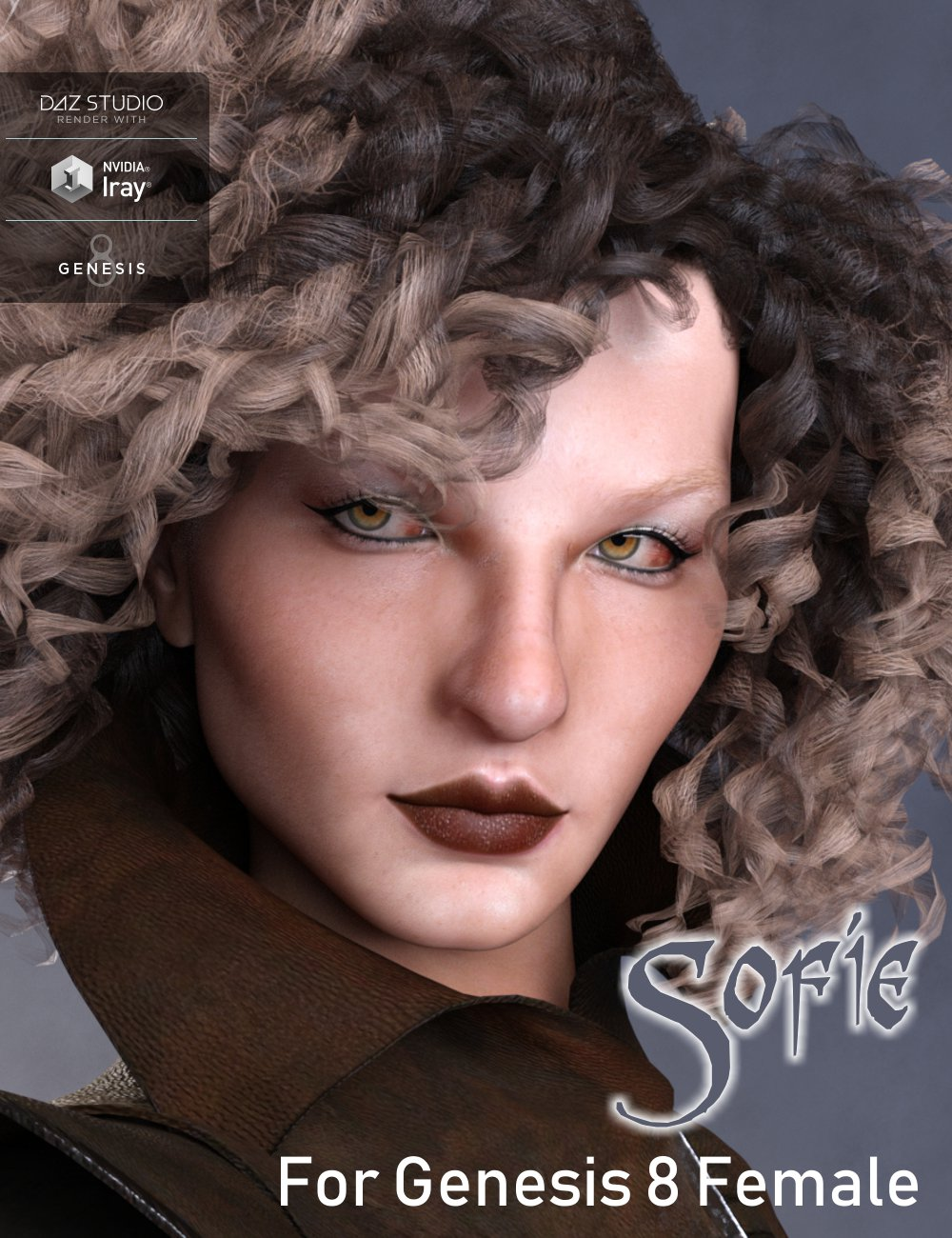 Sofie for Genesis 8 Female