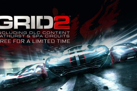 GRID 2 + DLC Free Game for a limited time